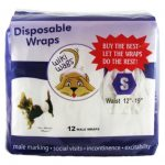 Male dog diapers